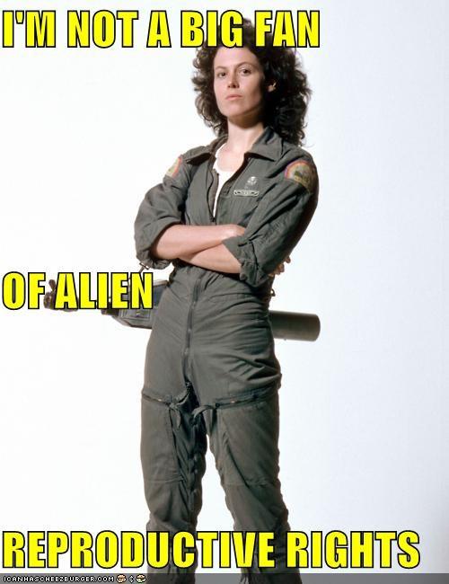 actor Aliens celeb funny Movie sigourney weaver - 5246659584