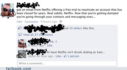 exes netflix relationships witty reply witty status - 5246824960