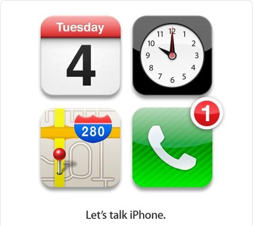 announcement,apple,invitations,iphone 5,iphone event,lets-talk-iphone,Nerd News,October 4,Tech