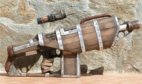 mods nerf gun nerf gun mods Steampunk Tech Toyz wooden nerf gun - 5247169792
