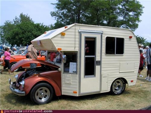 car cute mashup rv wtf