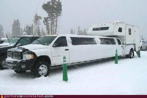 camping car limo truck wtf - 5247322112