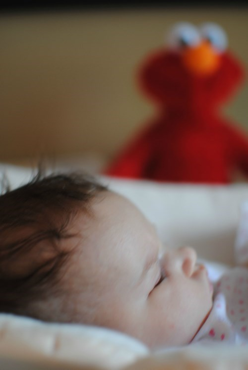 baby,creepy,elmo,sleeping,toys