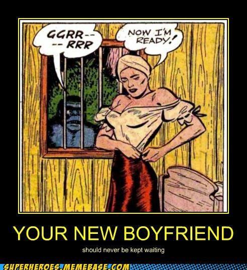 boyfriend gorilla Super-Lols - 5247821824