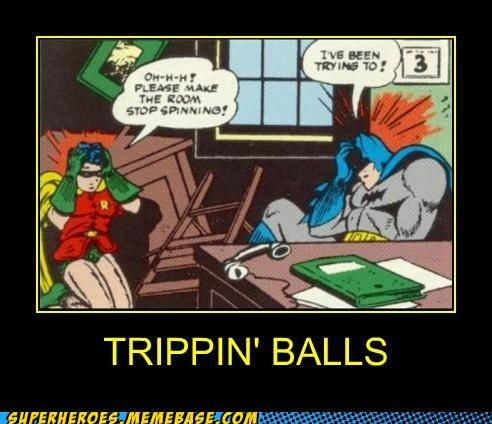 batman drugs robin Super-Lols trippin - 5247856128
