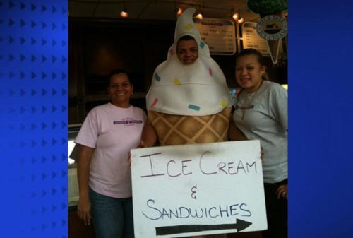 Ice KKKream Ocala Racist Dessert Say What Now - 5247913728