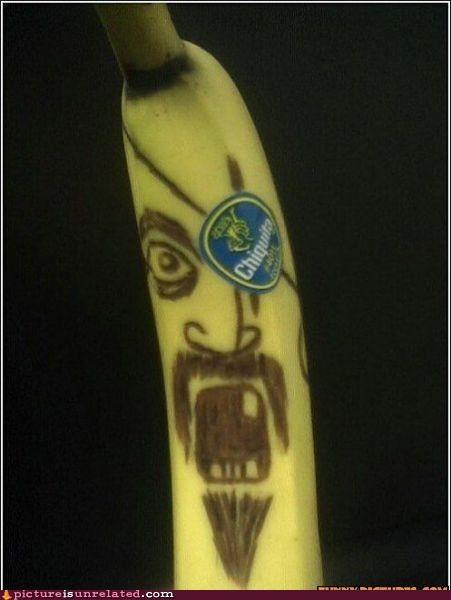 art banana Pirate wtf - 5248004864