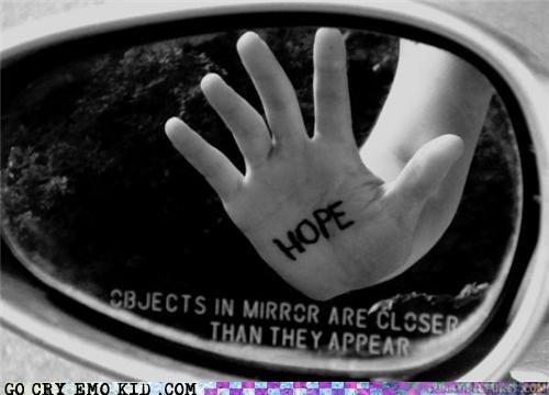 close hand hipsterlulz hope mirror - 5248115456