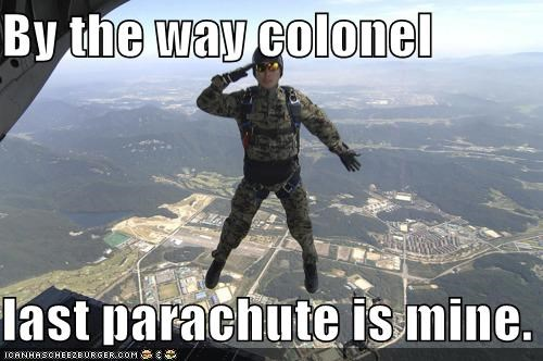 political pictures skydiving soldiers - 5248295936