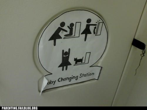 Babies changing station dogs meow pets - 5248326144