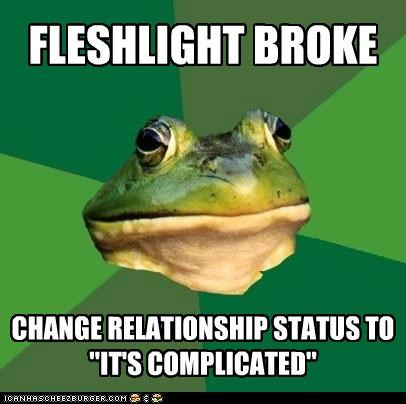 complicated,flashlight,foul bachelor frog,manual mode