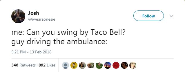 twitter tweets funny fast food - 5248517