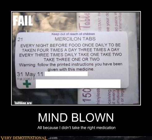 idiots,instructions,mind blown
