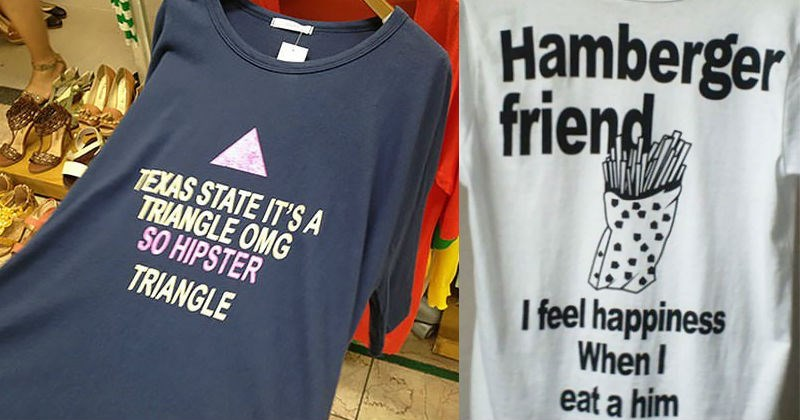 t shirts funny FAIL translation asia - 5250053