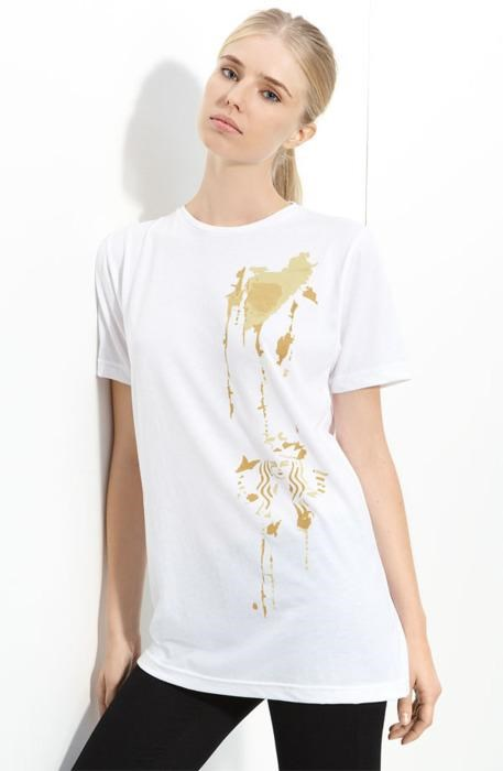 alexander wang Coffee Stain Shirt Starbucks Things That Are Real - 5250838528