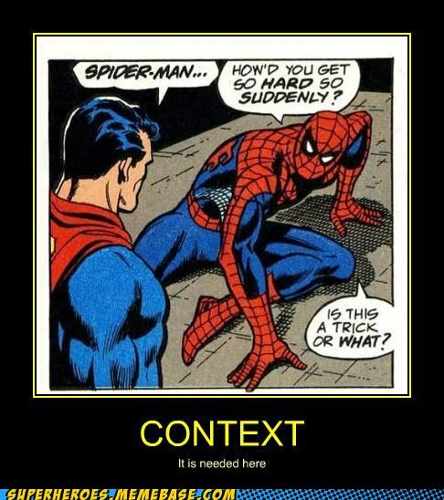 erection Spider-Man Super-Lols superman wtf - 5250892800