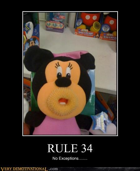 RULE 34 No Exceptions........