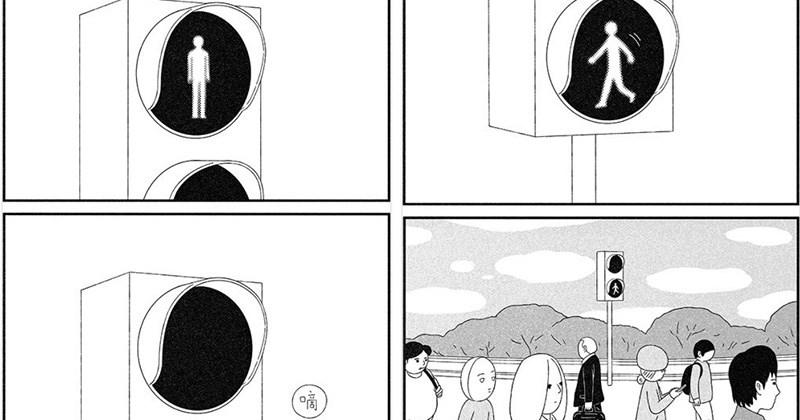 trabajador semaforo