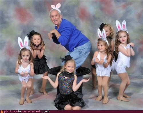 bunny,creepy,kids,old man,wtf
