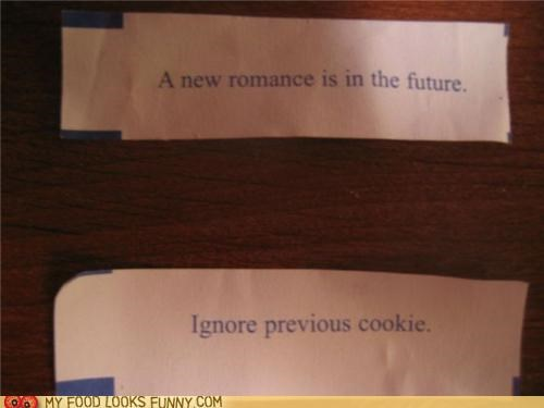 fortune cookie fortunes ignore never mind romance