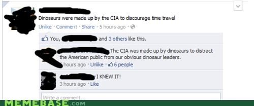cia dinosaurs explanation google memebase Memes - 5253801728