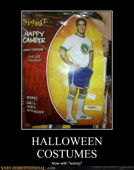 "HALLOWEEN COSTUMES Now with ""woody"""