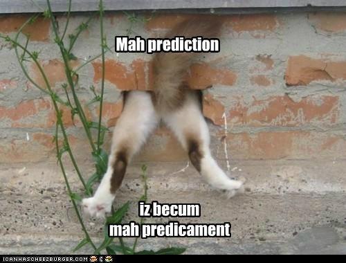 iz becum mah predicament Mah prediction