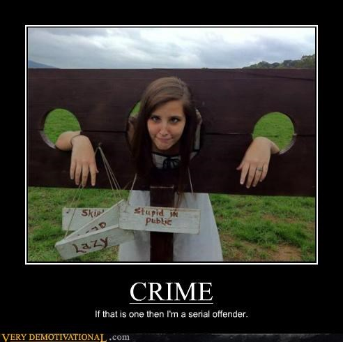 crime girls hilarious stupid - 5254420224