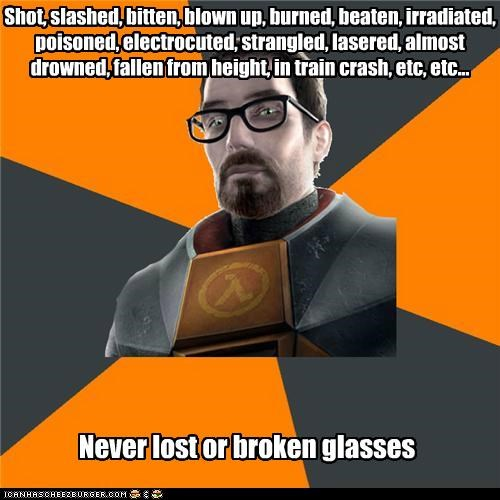 gordon freeman half life video games - 5254433024