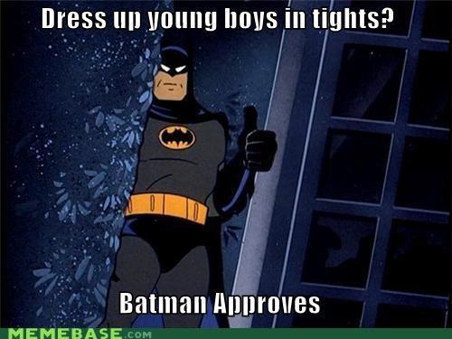 batman Super-Lols tights young boys - 5254662400