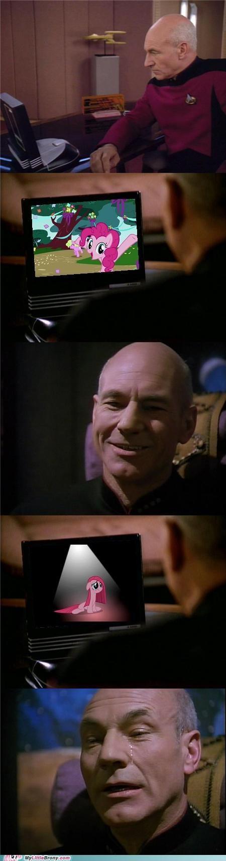 best of week brony comics picard pinkie pie Star Trek tears - 5254699520