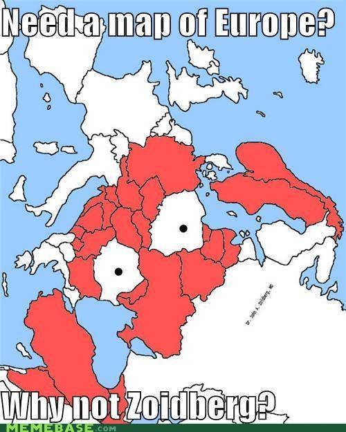 countries europe globe map Zoidberg - 5254716672