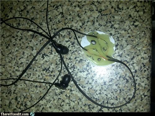 headphones repair soldering - 5254737664