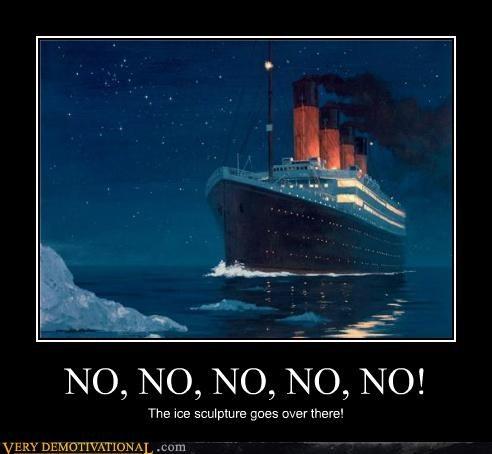 hilarious iceberg titanic - 5254968064