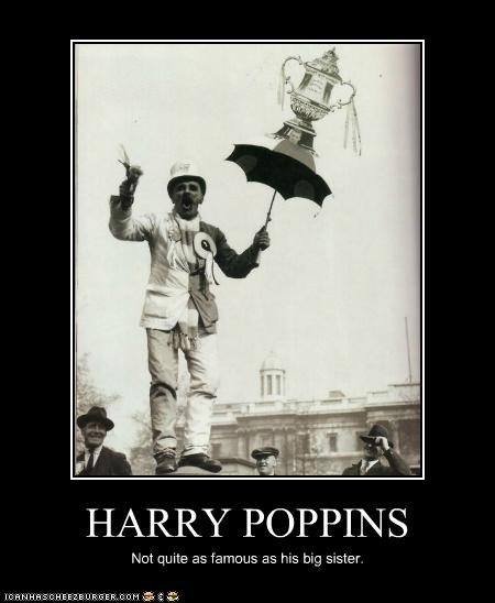 harry poppins,historic lols,mary poppins,siblings,trophies,umbrellas