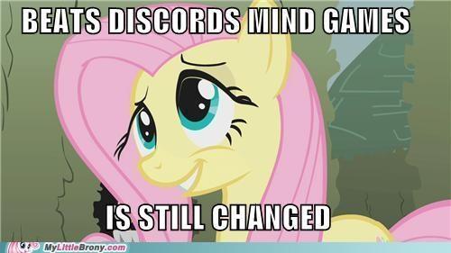 cheats discord fluttershy meme mind games scumbag season 2 - 5255127040