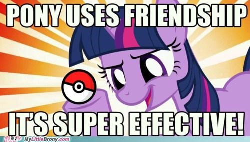 crossover,fainted,parasprite,Pokémon,super effective,twilight sparkle