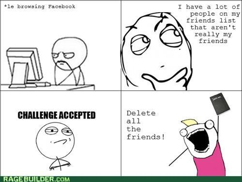 all the things,best of week,facebook,friends,Rage Comics