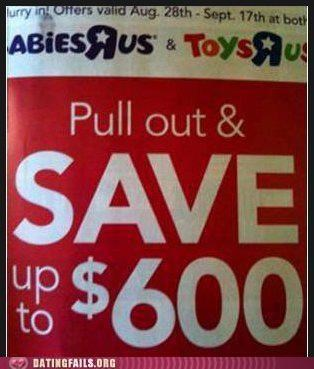 babies r us birth control conception pull out toys r us We Are Dating - 5255478784