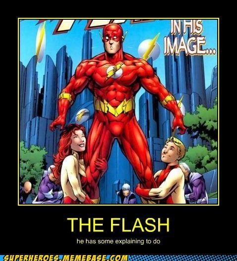 flash illegitimate kids Super-Lols - 5255796736