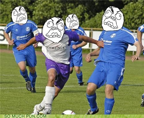 f7u12 football rage comic Rage Comics rage face soccer - 5255906048