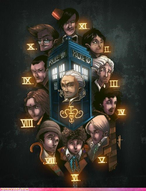 art cool doctor who sci fi - 5255917312