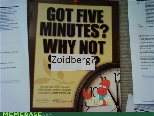 answers book Why Not Zoidberg - 5255995904