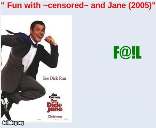 censorship g rated Movie names wtf - 5256180480