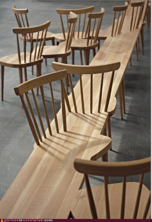 chair table wtf - 5256299776