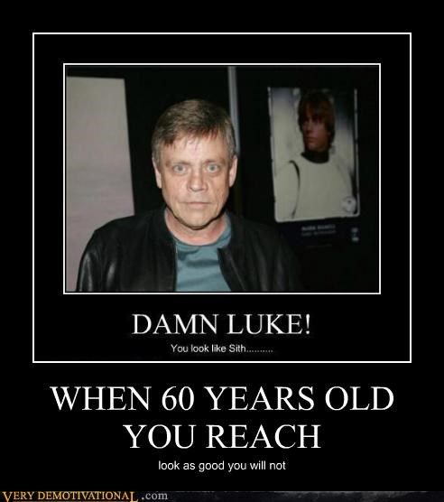 60 hilarious luke skywalker Mark Hamill - 5256659456