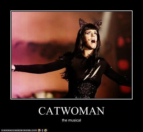 singers Cats catwoman costume katy perry musicals roflrazzi - 5256892416