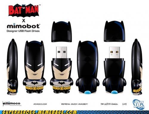 batman product Random Heroics USB wtf - 5257015552