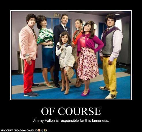 celeb demotivational funny jersey shore jimmy fallon TV - 5257373440