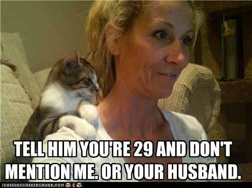 29 advice affair bad caption captioned cat dating dont husband line me mention online tell - 5257965056